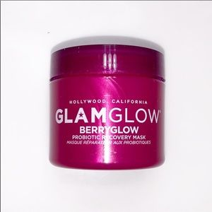 NEW Glam Glow   Probiotic Recovery Face Mask